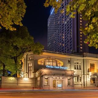 周末节假日全部不加价!上海花园饭店 高级房2晚套餐