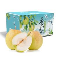 库尔勒香梨 新疆香梨 单果100-120g以上 净重4kg