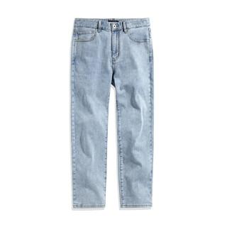 男士九分牛仔裤 BWHAB261154