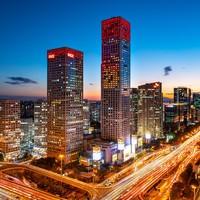 北京柏悦酒店 豪华大床房
