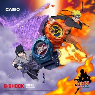 CASIO 卡西欧 G-SHOCK • 火影忍者疾风传联名款