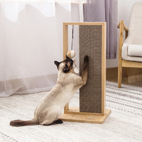 嬉跃猫 立式猫抓柱 (36*36*39cm)