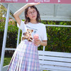 TEENIE WEENIE 女士短袖T恤 TTRW216539I39