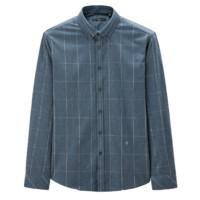 HLA 海澜之家 男士长袖衬衫 HNEAD3R089A89