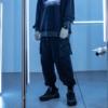 ENSHADOWER 隐蔽者 EDR-0483 男士工装束脚裤
