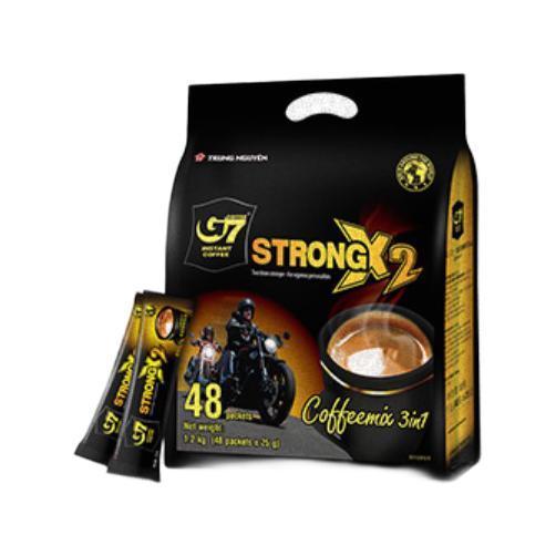 G7 COFFEE 中原咖啡 浓醇三合一速溶咖啡 25g*48袋