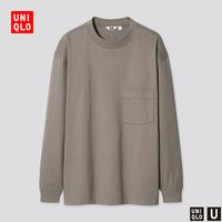 "UNIQLO 优衣库 男装/女装 圆领T恤(""优衣库好感T"") 433035"