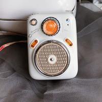 DIVOOM 点音 Beetles-fm 2.0声道 户外 蓝牙音箱