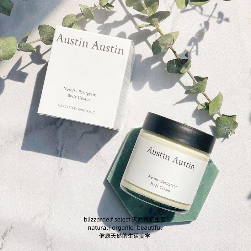 Austin Austin 橙花 & 苦橙叶身体乳霜 120ML