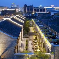双11预售:限量200套!罗莱夏朵·杭州湖边邨酒店 经典联排1-2晚套餐含双早+minibar