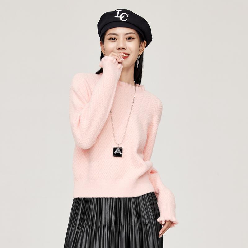 A21 女士针织衫 F413243019