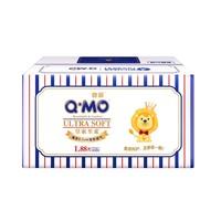 20日20点、88VIP:Q·MO 奇莫 皇家至柔 婴儿纸尿裤 L 88片