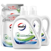 PLUS会员:Walch 威露士 有氧洗衣液 18.5斤