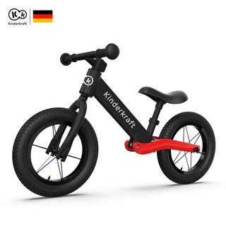 可可乐园 KinderKraft 德国平衡车儿童滑步无脚踏单车2-6岁 内置软减震