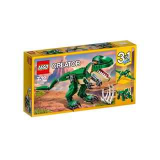 黑卡会员 : LEGO 乐高 Creator3合1创意百变系列 31058 凶猛霸王龙