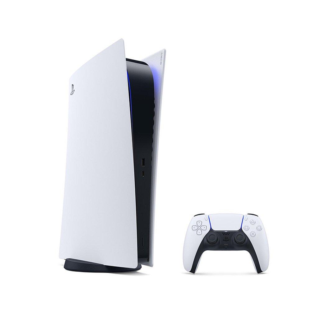 SONY 索尼 日版 数字版 PlayStation5 PS5 游戏主机