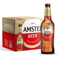 AMSTEL 艾米斯特 红爵啤酒 460ml*12瓶