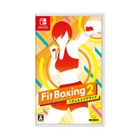 Nintendo 任天堂 Switch NS游戏 有氧拳击2 Fit Boxing 中文 全新