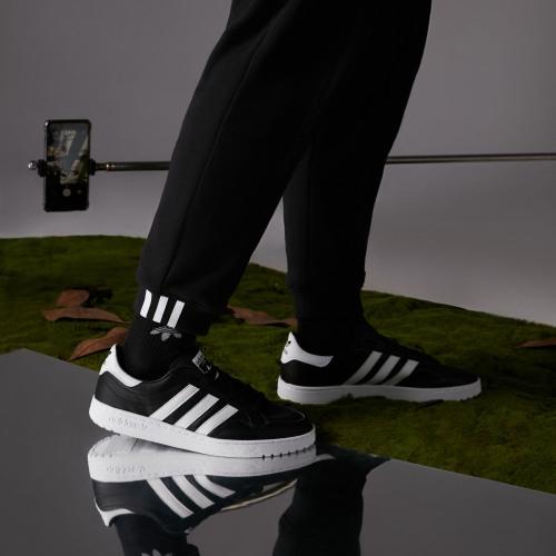 adidas 阿迪达斯 TEAM COURT EF6048 情侣款经典运动鞋