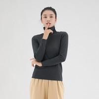 UNIQLO 优衣库 428311 女士两翻领长袖T恤