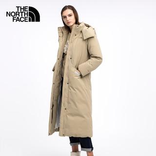 北面 CITY DOWN PARKA  4U7D 女士长款羽绒外套