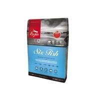 88VIP:Orijen 渴望 加拿大进口无谷六种鱼猫粮5.4kg