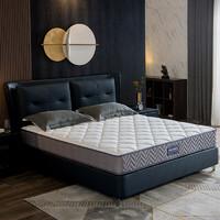QuanU 全友 105190-1 乳胶整网弹簧床垫 灰色 1.8*2.0m