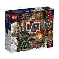LEGO 乐高 SpiderMan蜘蛛侠系列 76185 蜘蛛侠至圣所大战