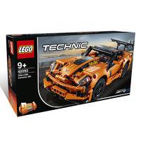 LEGO 乐高 机械组系列  42093  雪佛兰跑车ZR1赛车