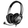 得胜(TAKSTAR) TS-451M数字耳机游戏教学网络对话耳麦Type-c接口 黑色