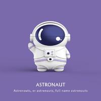 yousidun 优思顿 蓝牙耳机 宇航员一代 顶配入耳式降噪适用于苹果 安卓