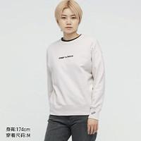 UNIQLO 优衣库 女装(UT)DisneyFurryFriends卫衣(迪士尼)441121