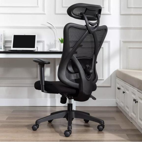 沃克 高弹透气网布人体工学椅 不带搁脚