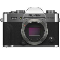 FUJIFILM 富士 X-T30 II 微单相机 机身 银色