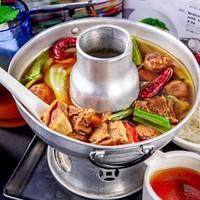上海iapm店 灰狗·潮泰意·餐厅GREYHOUND 双人泰餐