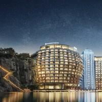 上海深坑酒店+上海外滩茂悦大酒店各住1晚含早+鸡尾酒两杯套餐