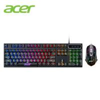 acer 宏碁 键盘 键鼠发光套装 M115星辰版+YKB913