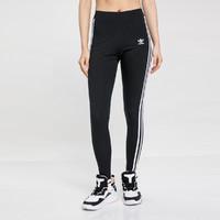 adidas ORIGINALS 棉质柔软 女款修身百搭休闲运动长裤