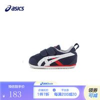 ASICS 亚瑟士 童鞋软底男女儿童宝宝学步鞋1-3岁透气运动鞋 402-1 21