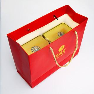 PLUS会员:EFUTON 艺福堂 茶叶花草茶 茉莉花茶250g*2 特级香雪浓香飘雪礼盒香尖