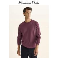 Massimo Dutti 男士圆领针织衫 00961429610