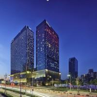 北京通州北投希尔顿酒店 客房1晚 (含早+中式套餐+环球影城接送)