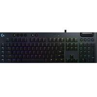 logitech 罗技 G813 机械键盘109键 茶轴
