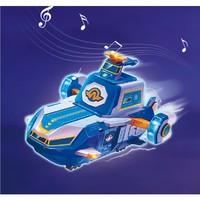 AULDEY 奥迪双钻 超级飞侠超级基地总部声光豪华套装变形玩具