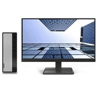 Lenovo 联想 天逸510S 台式机电脑整机(i5-10400、8GB、512GB SSD) + 21.45英寸显示屏