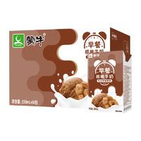 MENGNIU 蒙牛 早餐奶核桃味 250ml*16盒