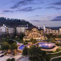 老牌高口碑!杭州千岛湖滨江希尔顿度假酒店 希尔顿客房2晚含双早