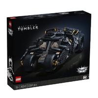LEGO 乐高 超级英雄系列 76240  暗黑骑士蝙蝠侠战车