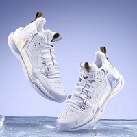 1日0点:361° 361AG1 LUX 银冰刀 男款实战篮球鞋
