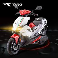 TARO台荣摩托新秀150风冷电喷CBS版国四运动大踏板摩托车八气门